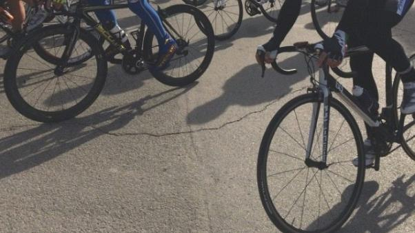 Ciclista Senni travolto da auto pirata