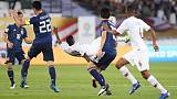 Qatar's Ali scores record ninth goal in Asian Cup final