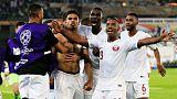هدف المعز الرائع يزين فوز قطر بكأس آسيا لأول مرة