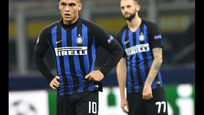 Inter: Lautaro, ci rialzeremo