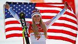 Alpine skiing - Vonn to retire after world championships in Sweden