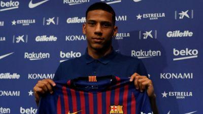"Transfert: Todibo prêt à ""apprendre et à progresser"" au Barça"