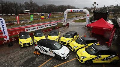 Il Rally Italia Talent sbarca nel Lazio