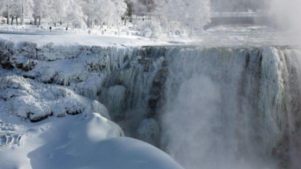 Etats-Unis: le mercure remonte après un froid extrême