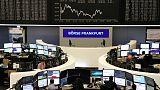 بيانات الوظائف الأمريكية تدعم الأسهم الأوروبية