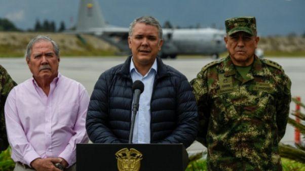 La Colombie renforce la lutte contre l'ELN, offre d'importantes récompenses