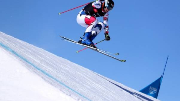 Mondiaux de freestyle: les Français dominent les qualifications en skicross