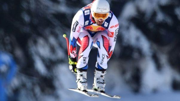 """Ski: les Français prêts pour le """"vol en aveugle"""" de Garmisch"""