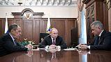 روسيا تعلق العمل بمعاهدة القوى النووية متوسطة المدى