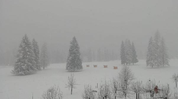 Maltempo, cancellata discesa Garmisch