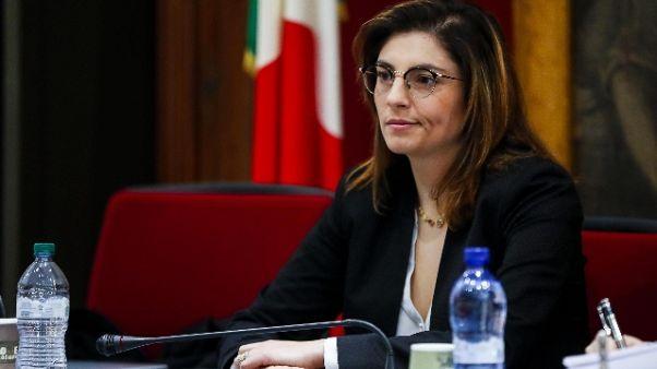 Castelli, stop lavoro con Pasquaretta