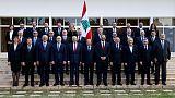الحكومة اللبنانية الجديدة ستعد بيانا عن أهدافها
