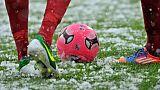 """De """"fortes chutes de neige"""" sont attendues sur Saint-Etienne selon la LFP"""