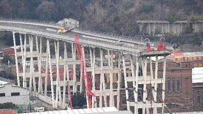 74 milioni a 166 famiglie sfollati ponte