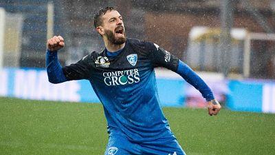 Serie A: Empoli-Chievo 2-2