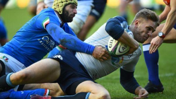 Tournoi: l'Ecosse se lance parfaitement contre l'Italie