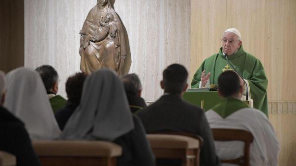 Papa:responsabilità su mezzi distruzione