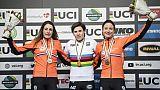 "Cyclo-cross: Cant passe les ""orange"""
