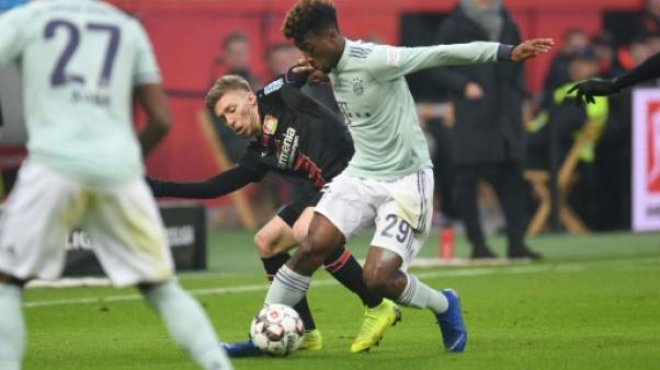 Allemagne: le Bayern battu, Dortmund creuse l'écart en tête