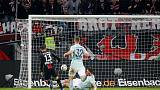 Bayern stunned by Leverkusen's 3-1 comeback win