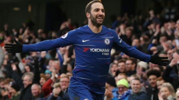 Angleterre: Chelsea réagit, Tottenham fait sans Kane