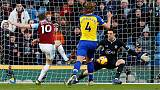 Burnley's voodoo over but Dyche 'flummoxed' over penalty decision