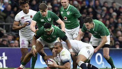 Rugby:6Nazioni,Irlanda-Inghilterra 20-32