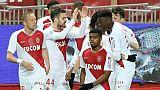 Ligue 1: première victoire de Monaco pour le retour de Jardim
