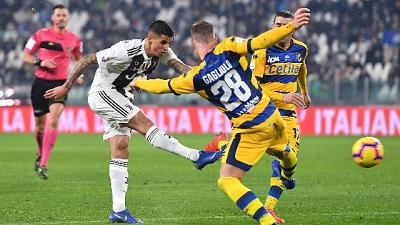 Juventus-Parma 3-3