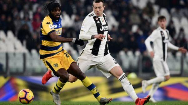 Italie: la Juventus ne se rassure pas