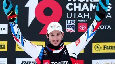 Mondiaux-2019 de freestyle: Place champion du monde de skicross, Baron en bronze