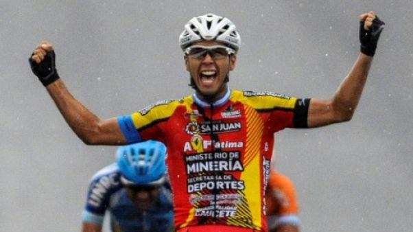 Tour de San Juan: Tivani vainqueur et triplé argentin