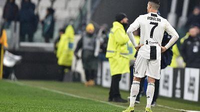 Calcio: Ronaldo, 'questo è il calcio'