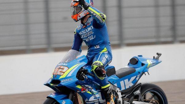 "Brivio ""Suzuki vuole essere competitiva"""