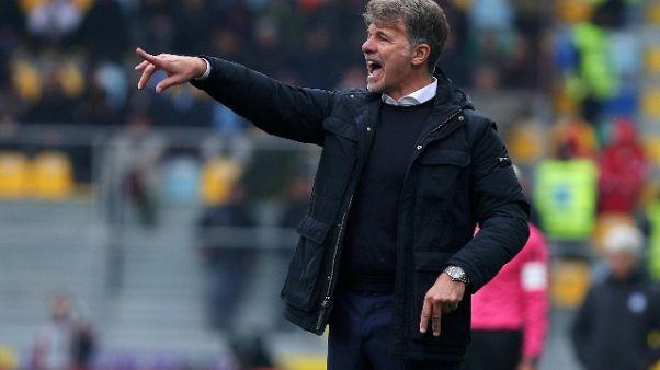 """Baroni """"Lazio forte, servirà coraggio"""""""