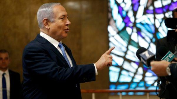 Israël renforce la barrière qui le sépare de la bande de Gaza