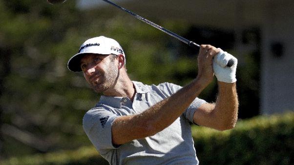 Golf, a Johnson il Saudi International