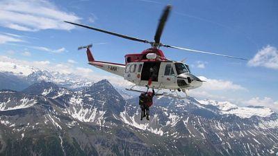 Valanghe in alta Valle d'Aosta, un morto