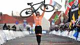 Cyclo-cross: van der Poel reprend son titre de champion du monde