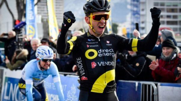 Grand Prix La Marseillaise: victoire du Français Anthony Turgis