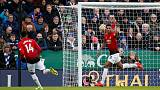 Manchester United beat Leicester on Rashford's day