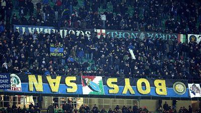 Razzismo: Curva Nord attacca l'Inter