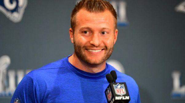 Super Bowl: New England-LA Rams, à la chasse aux records