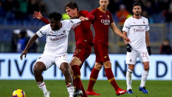 Roma contestata, Curva Sud lascia stadio