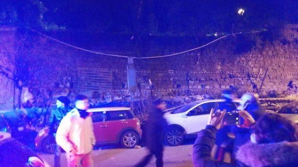 Risse e spari, a Roma movida violenta