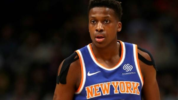 NBA: l'entraîneur des New York Knicks compte toujours sur Ntilikina