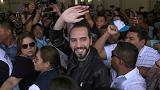 بوكيلي يتصدر النتائج الأولية لانتخابات الرئاسة في السلفادور