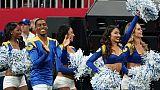"""Super Bowl: petite victoire des Rams grâce à leurs """"pom-pom boys"""""""