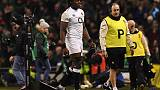 Rugby - England can cope if Itoje is ruled out through injury: Jones