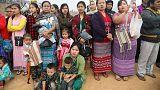 Parade and dances as Myanmar's Karen rebels mark 70th anniversary of struggle